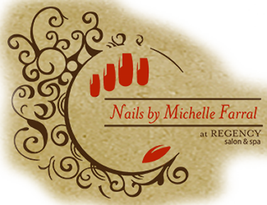 Nails by Michelle Farral, Logo
